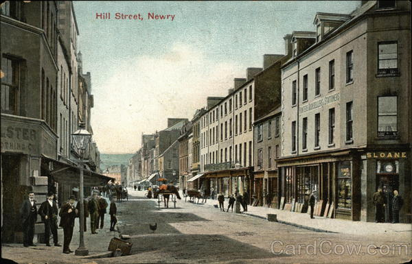 Hill Street Newry Northern Ireland