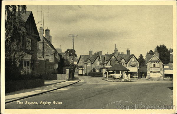 The Square Aspley Guise England