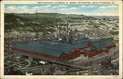 Westinghouse Air Brake Co. Works