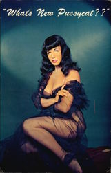 What's New Pussycat?  Betty Page