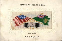 R.M.S. Majestic - Hands Across the Sea