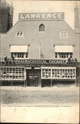 Lawrence, The Oldest Pharmacy in England