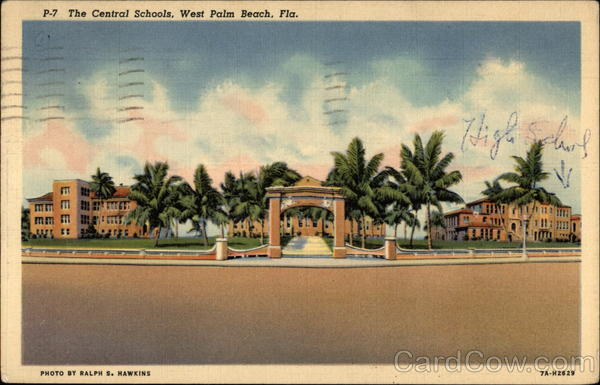 The Central Schools West Palm Beach Florida