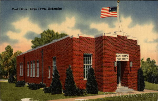 Post Office Boys Town Nebraska