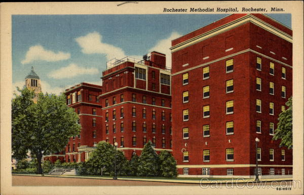 Rochester Methodis Hospital Minnesota