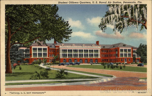 Student Officers Quarters, U.S. Naval Air Station Pensacola Florida