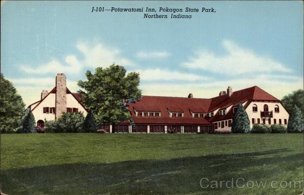 Pokagon State Park Inn Restaurant