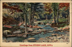 Greetings from Storm Lake, Iowa