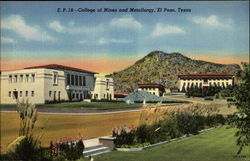 College of Mines and Metallurgy