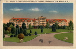 United States Naval Convalescent Hospital Kenilworth Park