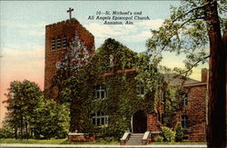 10 - St. Michael's and All Angels Episcopal Church