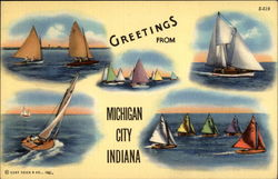 Greetings from Michigan City