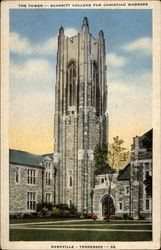 The Tower -- Scarritt College for Christian Workers