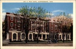 Jas. K. Polk Hotel