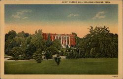 Pardee Hall, Milligan College, Tenn