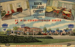 Rock Village Court 51 Air-conditioned units