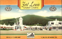 Fort Lewis Tourist Courts
