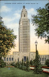 Louisiana State Capitol at Baton Rouge