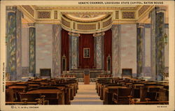 Senate Chamber, Louisiana State Capital