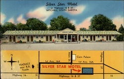 Silver Star Motel on Highways 16 and 37