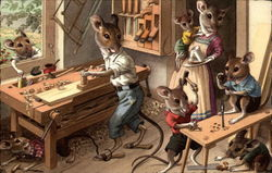 Woodworking Mice