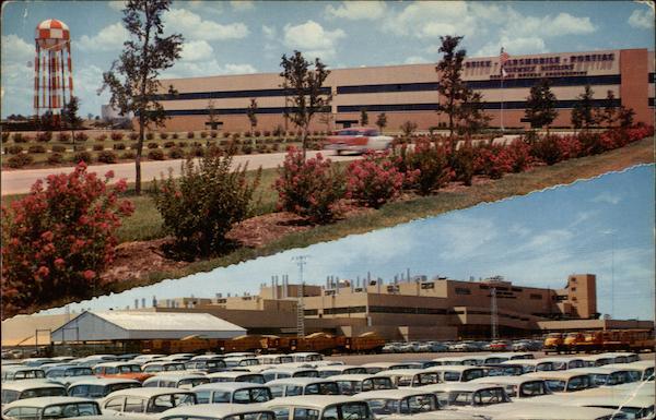 Buick Oldsmobile Pontiac Assembly Plant Arlington Tx