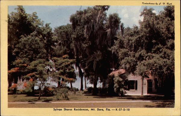 Sylvan Shores Residences Mount Dora Florida