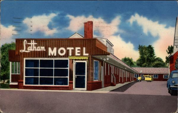 Latham Motel Albany New York