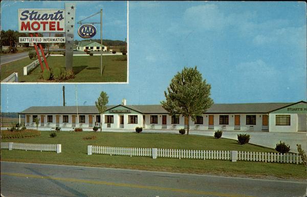 Gettysburg Pa Motel