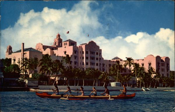 Outrigger Canoeing Waikiki Hawaii