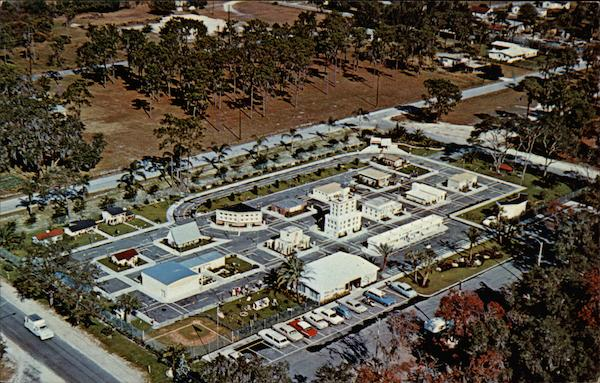 Airview of Safety Village, USA Tampa Florida