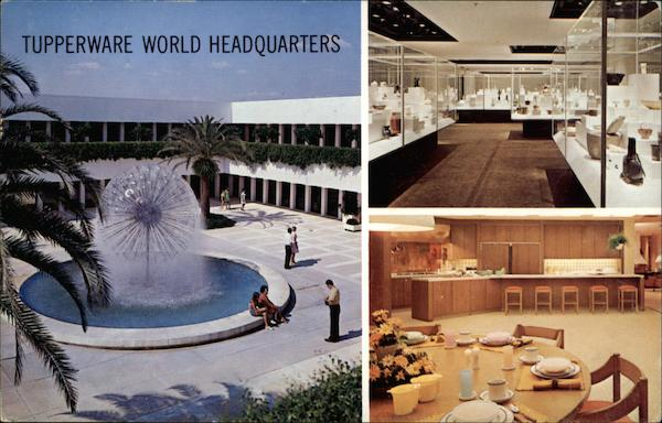 Tupperware World Headquarters Florida