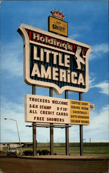 Holding's Little America Cheyenne Wyoming