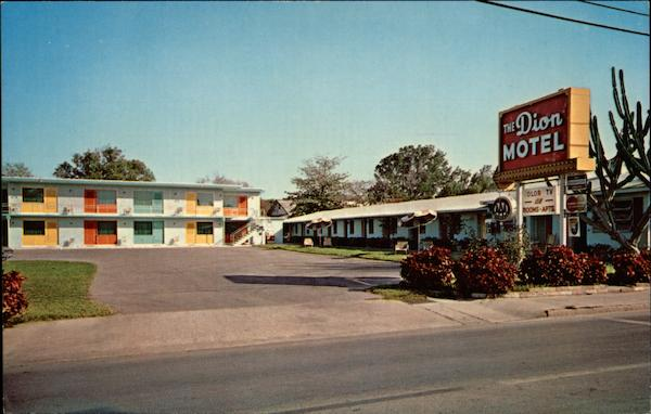 The Dion Motel Key West Florida