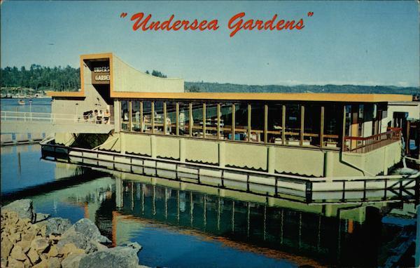 undersea gardens newport or