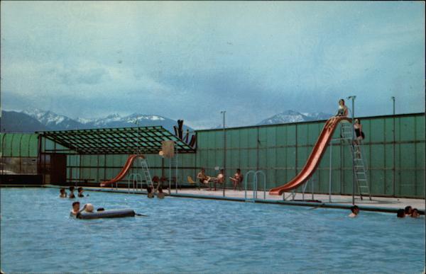 Radium Hot Springs Haines, OR