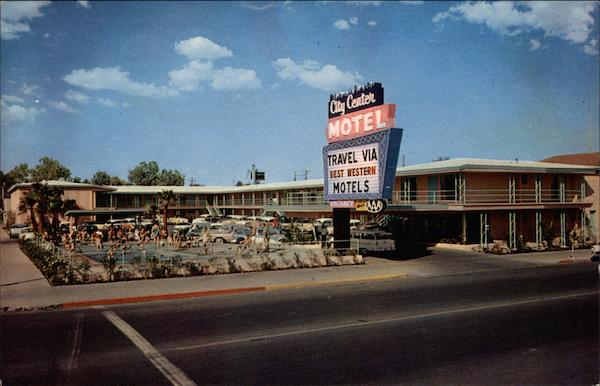 City Center Motel Las Vegas Nevada