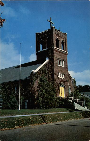 We Are Wisconsin >> St. Patrick's Catholic Church Minocqua, WI