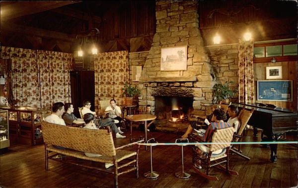 Interior Abe Martin Lodge Nashville In
