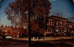 Huntingburg Public School Buildings