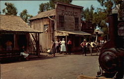 Goldie's Place at Knott's Berry Farm
