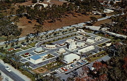 Airview of Safety Village, USA
