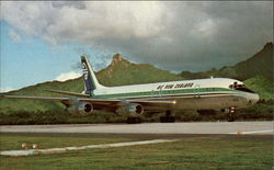 Air New Zealand s DC-8 s