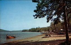 Westward Shores Camping Area
