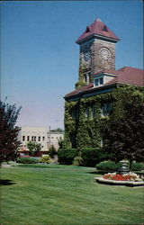 Polk County Courthouse in Dallas, Oregon