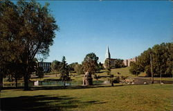 Westside Park and The Bishop Marty Chapel