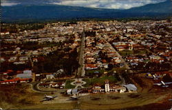 Aerial view of San Jose', Costa Rica