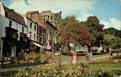 Montpelier Parade and Gardens Postcard