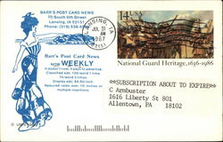 Barr's Post Card News