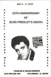 25th Anniversary of Elvis Presley's Death